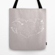 Hedgehogs in love Tote Bag