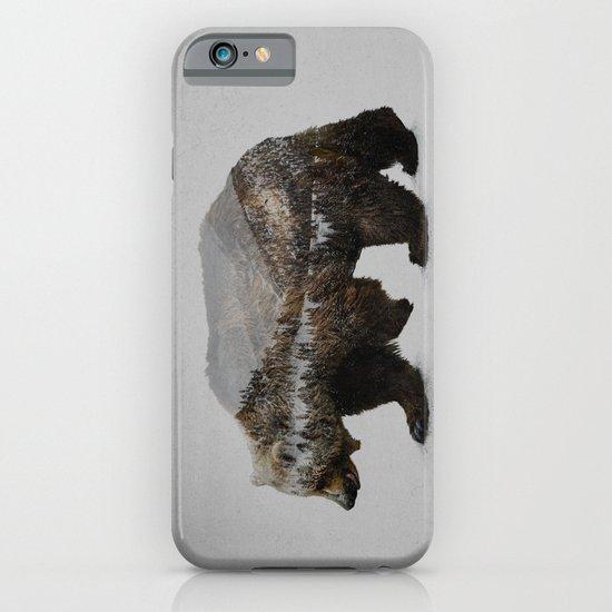 The Kodiak Brown Bear iPhone & iPod Case