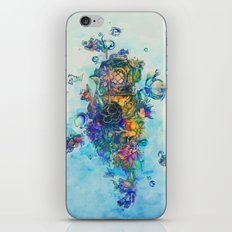 The Diver iPhone & iPod Skin