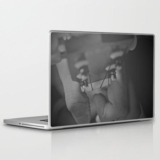 Ukulele Chord  Laptop & iPad Skin