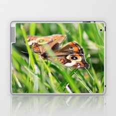 Hiding In The Grass Laptop & iPad Skin