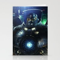 Vectorial Rim #3 Stationery Cards