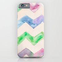 California Style Chevron iPhone 6 Slim Case