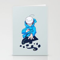Cryaotic  Stationery Cards