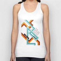 Retro Meaning Unisex Tank Top