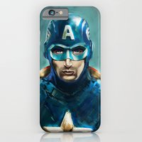 iPhone & iPod Case featuring The Patriot by Balazs Pakozdi