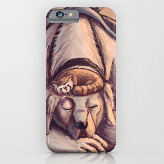 Naga & Pabu iPhone & iPod Case