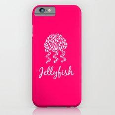Jellyfish Pink iPhone 6s Slim Case