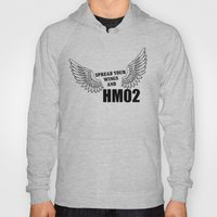 Spread Your Wings And HM… Hoody