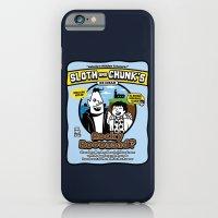 Sloth and Chunk's Ice Cream iPhone 6 Slim Case
