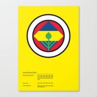 Fenerbahçe Canvas Print