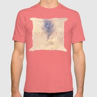 Woman Mens Fitted Tee Pomegranate SMALL