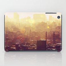 Sunset Over Cairo iPad Case