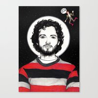 Flight Of The Conchords:… Canvas Print