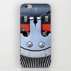 Vintage typewriter 2 iPhone & iPod Skin