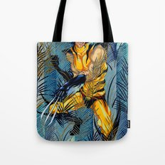 Wolverine Japan Forest Tote Bag