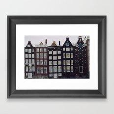 Amsterdam II Framed Art Print