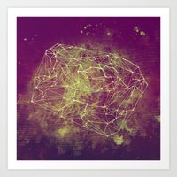 Abstract 86294303 Art Print