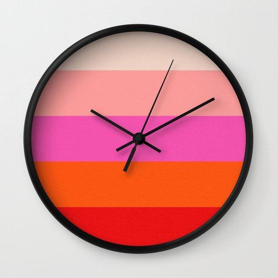 mindscape 6 Wall Clock
