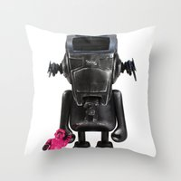 Dudebox Customs | No: 03… Throw Pillow