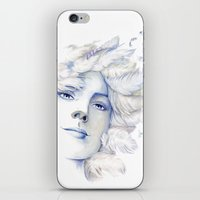 Goddess: Air iPhone & iPod Skin