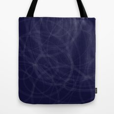 Circles galore Tote Bag