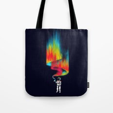 Space Vandal Tote Bag