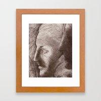 Antks Framed Art Print