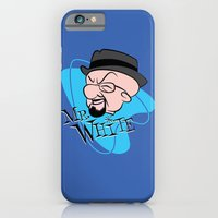 iPhone & iPod Case featuring Mr. White by Grady