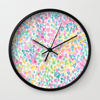 Lighthearted Summer Wall Clock