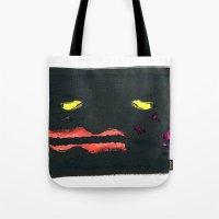 Face #01 Tote Bag
