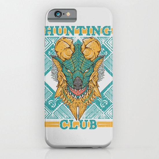 Hunting Club: Jinouga iPhone & iPod Case