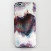 iPhone & iPod Case featuring Heart Throb by Nina Schroeder