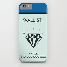 Occupy Wall Street? iPhone 6s Slim Case