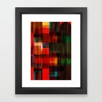 Abstract 11 Framed Art Print