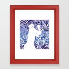 Water Nymph XXIV Framed Art Print