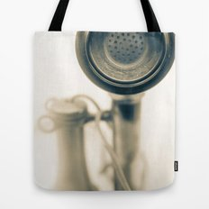 Can you hear me.....now? Tote Bag
