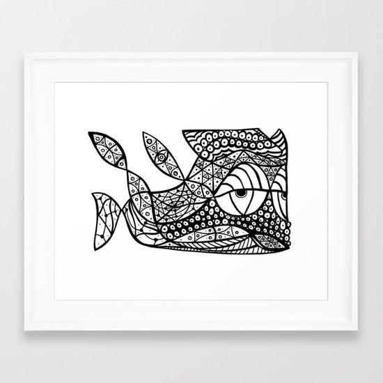 Peixoto Framed Art Print