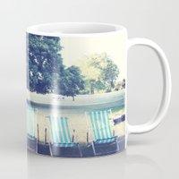 Hyde Park Chairs Mug