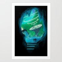 Expansion Volume IV Post… Art Print