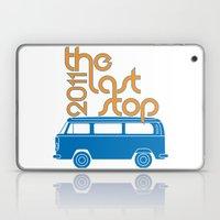 The Last Stop 2011 Laptop & iPad Skin