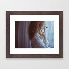 Lidia Framed Art Print