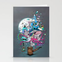 Pipe Dreams Stationery Cards