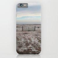 Snowy Gate iPhone 6 Slim Case