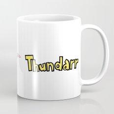 Thundarr the Barbaraian Mug