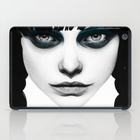 Wakeful Warrior - In Blue iPad Case