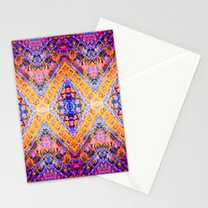 Marrakech Yellow Stationery Cards