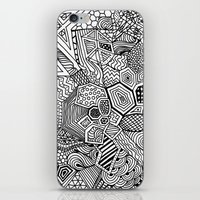 Lucky Abstract Geometric DREAM CATCHER iPhone & iPod Skin