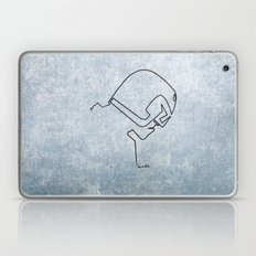 One line Dredd Laptop & iPad Skin