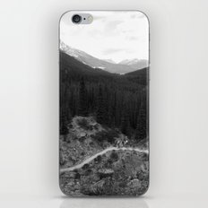 Lets Get Lost, The Valley of Ten Peaks iPhone & iPod Skin